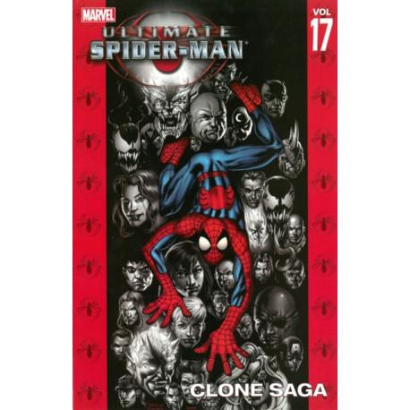Ultimate Spider-man Vol.17: Clone Saga