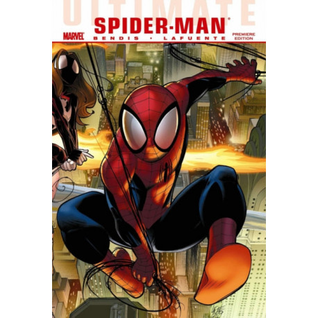 Ultimate Comics Spider-man Vol.1: The World According To Peter Parker