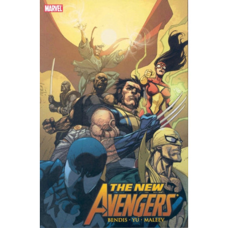 New Avengers Vol.6: Revolution