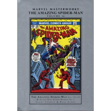 Marvel Masterworks: The Amazing Spider-man - Vol. 14