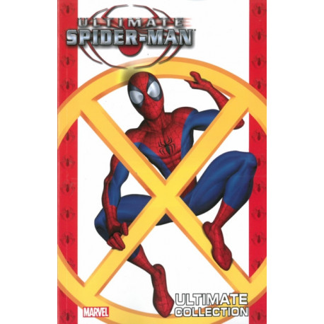 Ultimate Spider-man Ultimate Collection Book 4