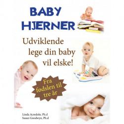 Baby Hjerner: Intelligensudviklende lege din baby vil elske