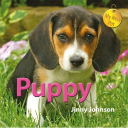 My New Pet: Puppy