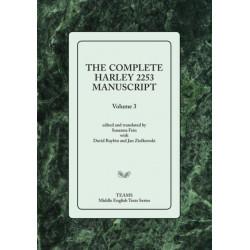 The Complete Harley 2253 Manuscript: Volume 3