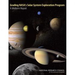 Grading NASA's Solar System Exploration Program: A Midterm Report