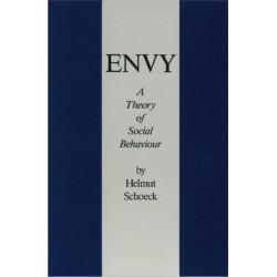 Envy: A Theory of Social Behavior