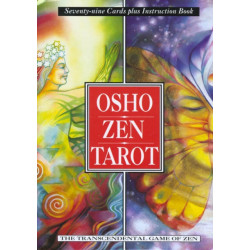 OSHO Zen Tarot (deck): The transcendental game of Zen