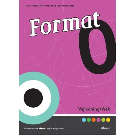 Format 0 - Vejledning/Web