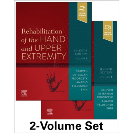 Rehabilitation of the Hand and Upper Extremity, 2-Volume Set: Expert Consult: Online and Print