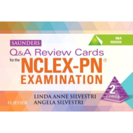 Saunders Q&A Review Cards for the NCLEX-PN (R) Examination