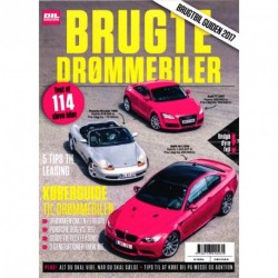 Brugtbil guiden - Brugte drømmebiler: håndbogen til køb af brugt bil - for dig, der skal købe brugt bil - test af 114 sjove biler (2017 (16. årgang))