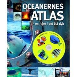 Oceanernes Atlas - En Rejse i Det Blå Dyb