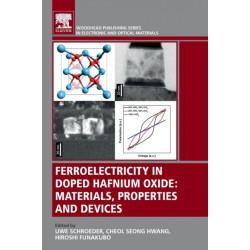 Ferroelectricity in Doped Hafnium Oxide: Materials, Properties and Devices