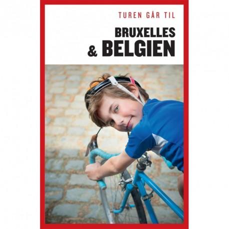Turen går til Bruxelles & Belgien