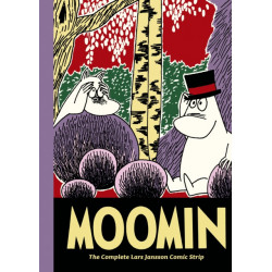 Moomin: Book 9: The Complete Lars Jansson Comic Strip