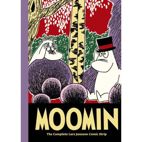 Moomin: Book 9: The Complete Lars Jansson Comic Strip