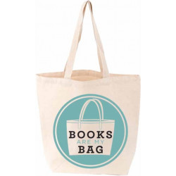 Books are My Bag Lovelit Totes FIRM SALE