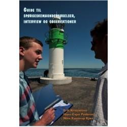 Guide til spørgeskemaundersøgelser, interview og observationer