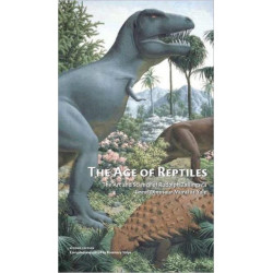 The Age of Reptiles - The Art and Science of Rudolph Zallinger`s Great Dinosaur Mural at Yale
