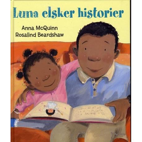 Luna elsker historier