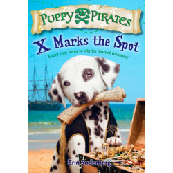 Puppy Pirates -2: X Marks the Spot: X Marks The Spot