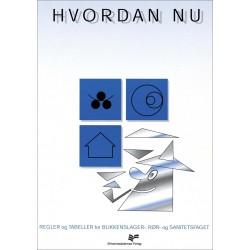 Hvordan nu: regler og tabeller for blikkenslager-, rør- og sanitetsfaget