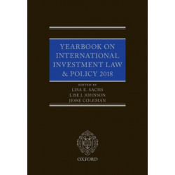 Yearbook on International Investment Law & Policy 2018