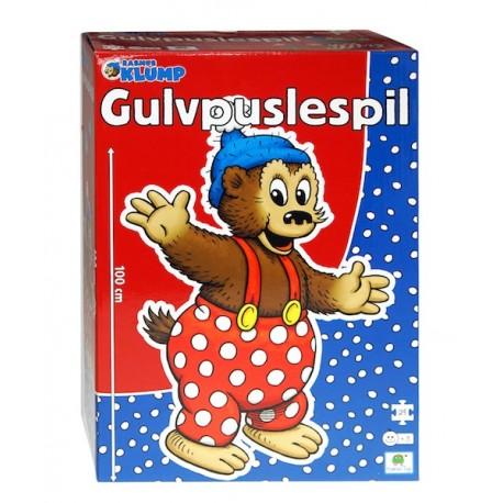 Rasmus Klump Gulvpuslespil