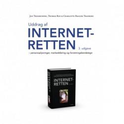 Uddrag af Internetretten: personoplysninger, markedsføring og forretningskendetegn
