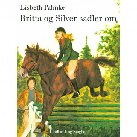 Britta og Silver sadler om