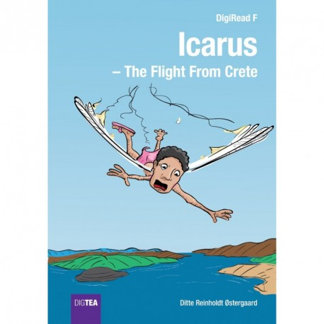 Icarus - The Flight from Crete