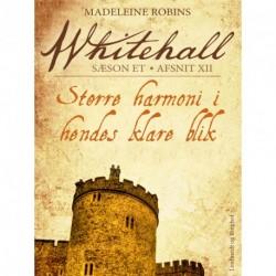 Whitehall: Større harmoni i hendes klare blik 12