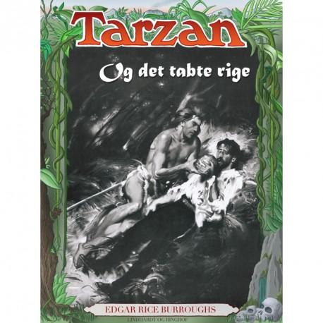 Tarzan og det tabte rige