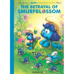 Smurfs Village Behind the Wall -2: The Betrayal of SmurfBlossom