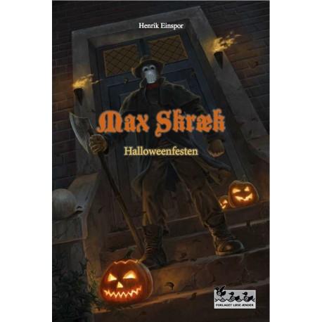 Max Skræk - Halloweenfesten