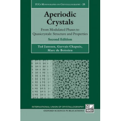 Aperiodic Crystals: From Modulated Phases to Quasicrystals:  Structure and Properties