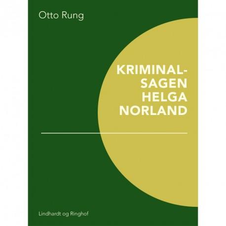 Kriminalsagen Helga Norland