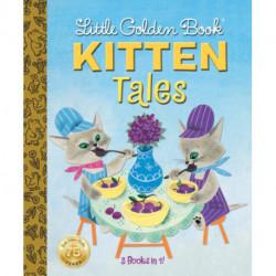 Little Golden Book Kitten Tales