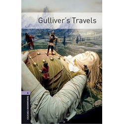 Oxford Bookworms Library: Level 4:: Gulliver's Travels audio pack