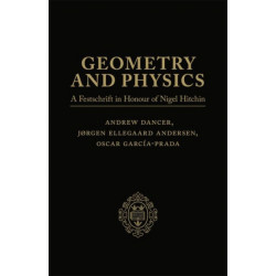 Geometry and Physics: Two-Volume Pack: A Festschrift in honour of Nigel Hitchin