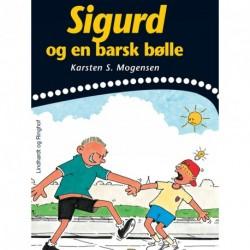 Sigurd og en barsk bølle