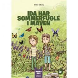 Mundheldserien 1: Ida har sommerfugle i maven