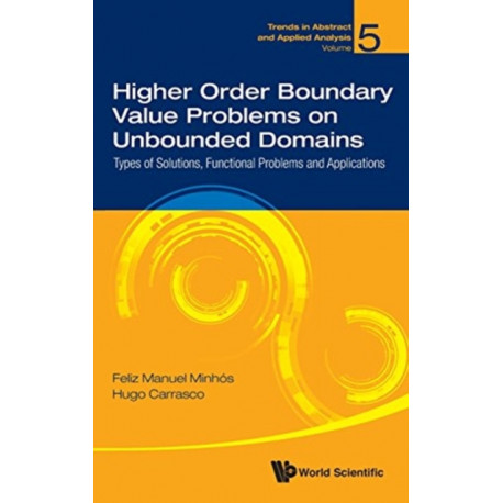 Higher Order Boundary Value Problems On Unbounded Domains: Types Of Solutions, Functional Problems And Applications