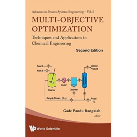 Multi-objective Optimization: Techniques And Applications In Chemical Engineering