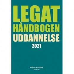 Legathåndbogen uddannelse 2021