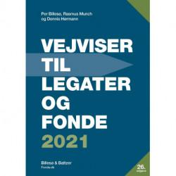 Vejviser til legater og fonde 2021