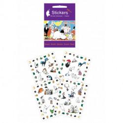 Mumitroldene stickers: På opdagelse