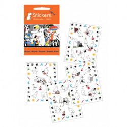 Mumitroldene stickers: Mumidalen