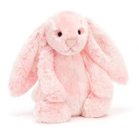 Jellycat Bashful kanin, Peony mellem