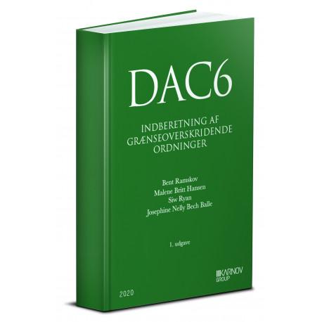 DAC6 - Indberetning af Grænseoverskridende Ordninger